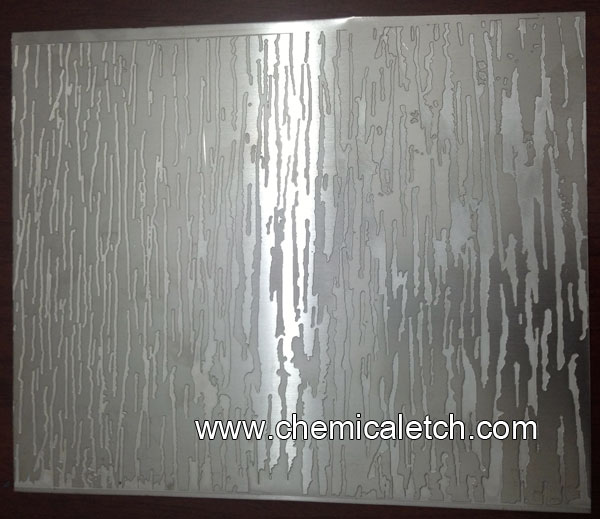 Photo Chemical Etching Stainless Steel Etching Wood Grain