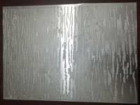 Etching Wood grain Stainless Steel plate