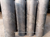 Photo Chemical etching pipe